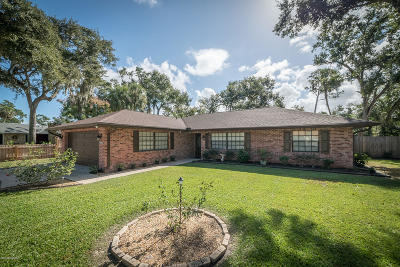 Port Orange Single Family Home For Sale: 464 Woodstock Drive