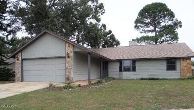 Port Orange Single Family Home For Sale: 976 Sand Crest Drive
