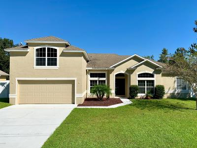 Palm Coast Single Family Home For Sale: 3 Burgess Place