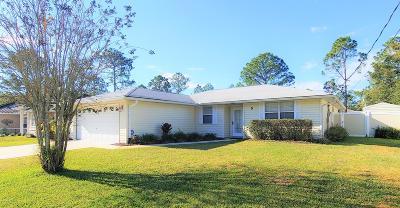 Palm Coast Single Family Home For Sale: 5 Wallstone Place