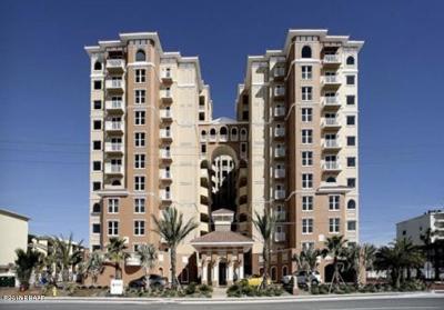 Daytona Beach Shores Rental For Rent: 3245 S Atlantic Avenue #805