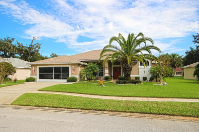 South Daytona Single Family Home For Sale: 137 Bryan Cave Road