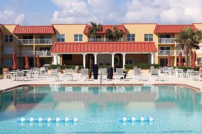 New Smyrna Beach Condo/Townhouse For Sale: 3801 S Atlantic Avenue #309