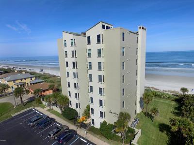 New Smyrna Beach Condo/Townhouse For Sale: 2121 Hill Street #5A