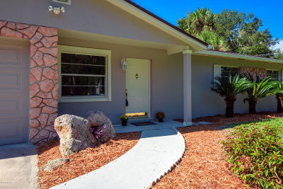 Ormond Beach Single Family Home For Sale: 260 Tropical Lane