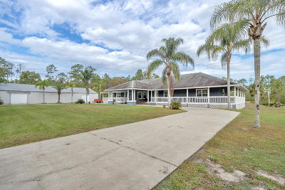 Ormond Beach Single Family Home For Sale: 3774 Fir Court