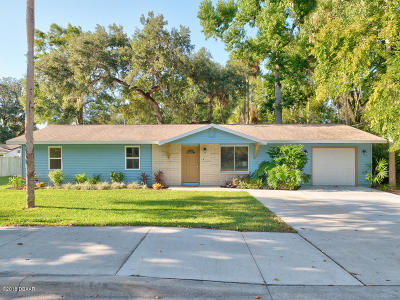 Ormond Beach Single Family Home For Sale: 365 Hand Avenue