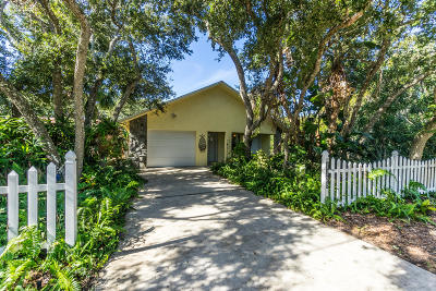 Flagler Beach FL Single Family Home For Sale: $329,900