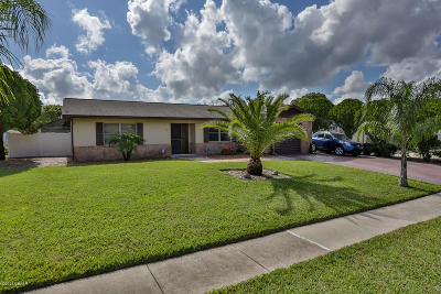 Port Orange Single Family Home For Sale: 1112 Loblolly Lane