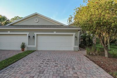 Volusia County Attached For Sale: 198 Mendoza Circle