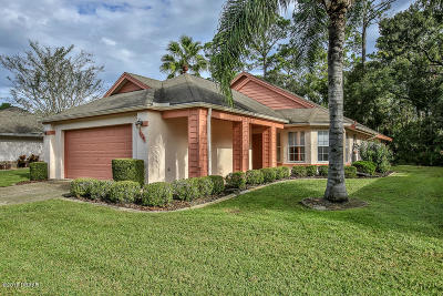 Volusia County Single Family Home For Sale: 114 Glenbriar Circle