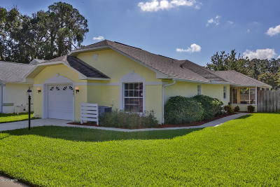 Port Orange Single Family Home For Sale: 4621 Barnacle Drive