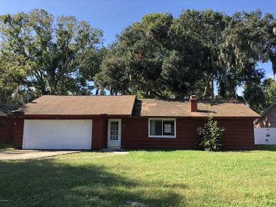 Volusia County Single Family Home For Sale: 1016 W Indian Oaks