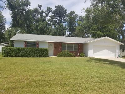 Ormond Beach FL Single Family Home For Sale: $195,900