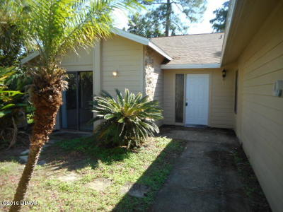 Volusia County Attached For Sale: 192 Black Duck Circle