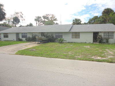 Volusia County Multi Family Home For Sale: 172 Highland Avenue