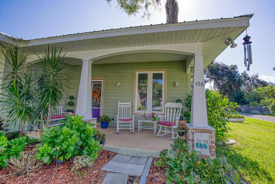 Ormond Beach Single Family Home For Sale: 456 Tomoka Avenue