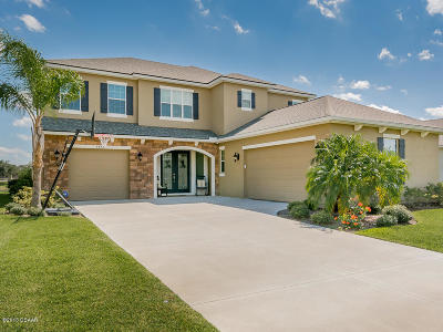 Port Orange Single Family Home For Sale: 6863 Forkmead Lane