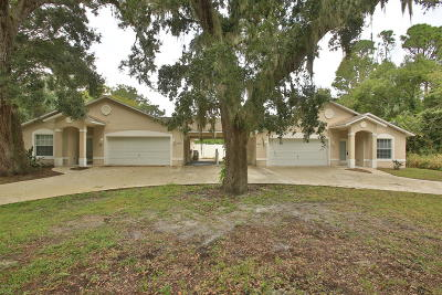 Volusia County Multi Family Home For Sale: 615 Herbert Street