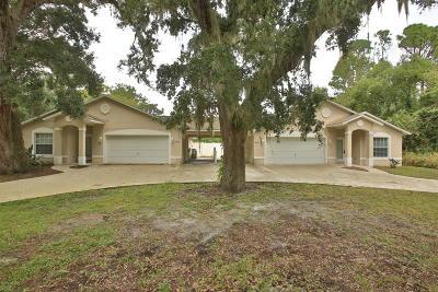 Port Orange Multi Family Home For Sale: 615 Herbert Street