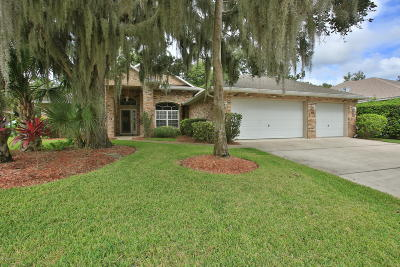 South Daytona Single Family Home For Sale: 50 Bryan Cave Road