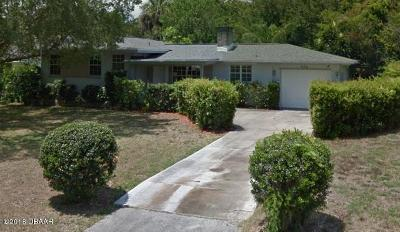 Daytona Beach Single Family Home For Sale: 436 Tarragona Way