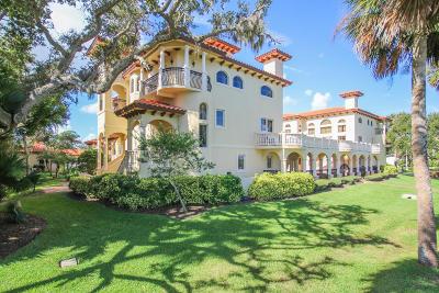 Port Orange Condo/Townhouse For Sale: 5090 Riverside Drive #102