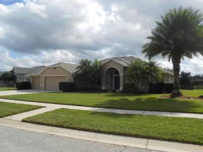 Port Orange Single Family Home For Sale: 1802 Forough Circle