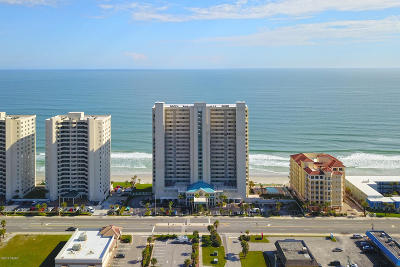 Daytona Beach Shores Condo/Townhouse For Sale: 3333 S Atlantic Avenue #2105
