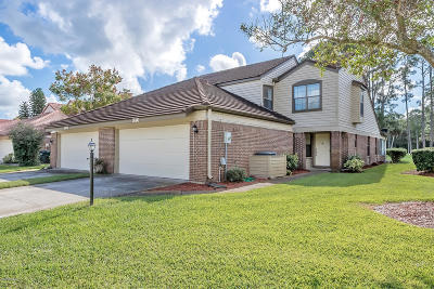 Volusia County Attached For Sale: 336 Brown Pelican Drive