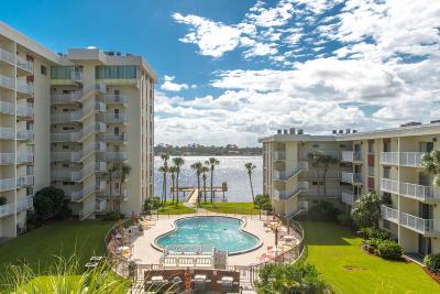 Daytona Beach Condo/Townhouse For Sale: 2711 N Halifax Avenue #484
