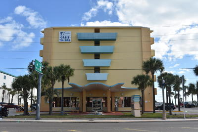 Daytona Beach Condo/Townhouse For Sale: 313 S Atlantic Avenue #324 & 32