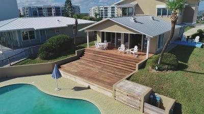 New Smyrna Beach Single Family Home For Sale: 4963 S Atlantic Avenue