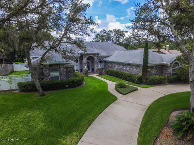 Ormond Beach Single Family Home For Sale: 60 Shadowcreek Way