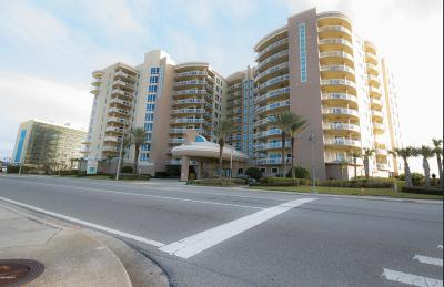 Daytona Beach Shores Condo/Townhouse For Sale: 1925 S Atlantic Avenue #601