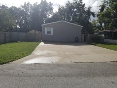 Daytona Beach Single Family Home For Sale: 1091 N Green Acres Circle
