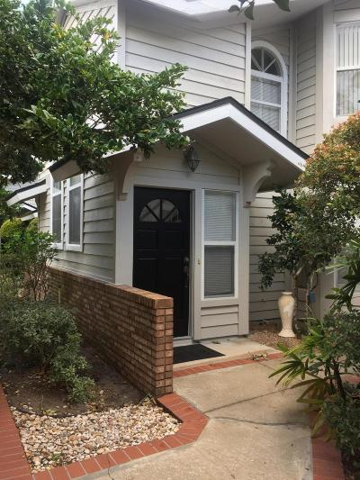 Ormond Beach FL Condo/Townhouse For Sale: $158,500