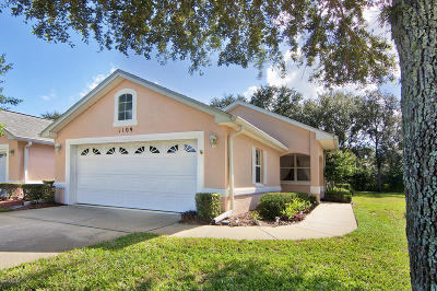Volusia County Attached For Sale: 1109 Glengad Run