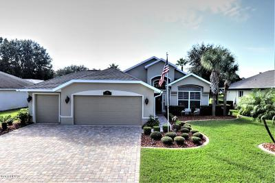 Ormond Beach FL Single Family Home For Sale: $355,000