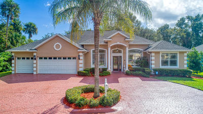 Ormond Beach Single Family Home For Sale: 6 Archangel Circle