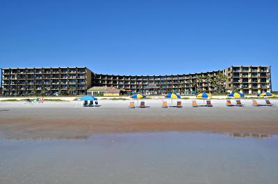 Daytona Beach Shores Condo/Townhouse For Sale: 2301 S Atlantic Avenue #129