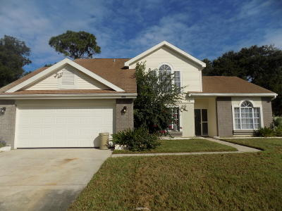 Port Orange Single Family Home For Sale: 448 Champagne Circle