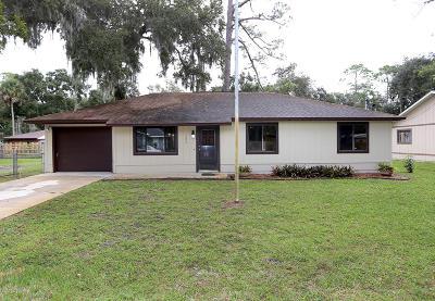 Ormond Beach Single Family Home For Sale: 283 Fir Street