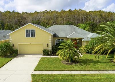 Port Orange Single Family Home For Sale: 6812 Stoneheath Lane