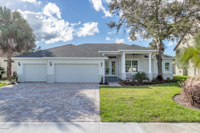 Port Orange Single Family Home For Sale: 6221 Morning Drive