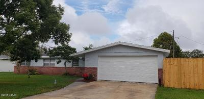 Volusia County Single Family Home For Sale: 1652 Morgan Circle