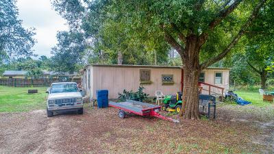 Daytona Beach Single Family Home For Sale: 1720 Flomich Street