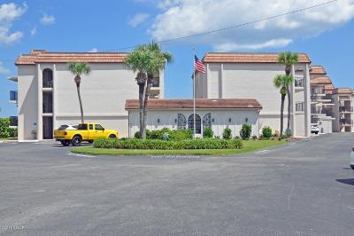 Volusia County Condo/Townhouse For Sale: 4495 S Atlantic Avenue #103S