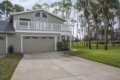 Ormond Beach Attached For Sale: 16 Landings Lane