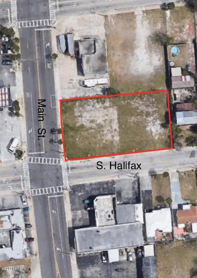Volusia County Residential Lots & Land For Sale: 9 S Halifax Avenue